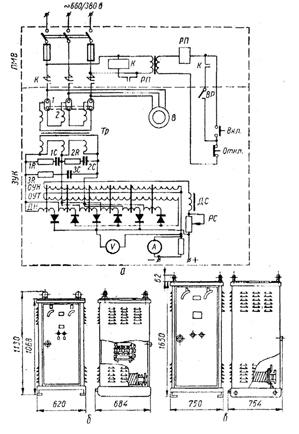 Зарядное устройство типа ЗУК
